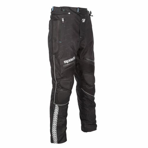 Spada Metro CE Textile Motorcycle Trouser Waterproof -  Black