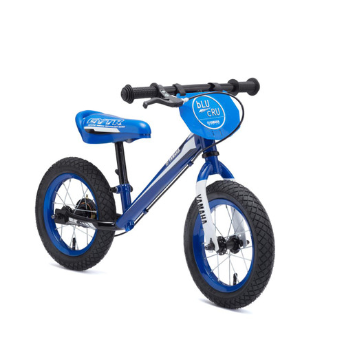 Yamaha Racing bLU cRU GYTR Childrens Balance Bike