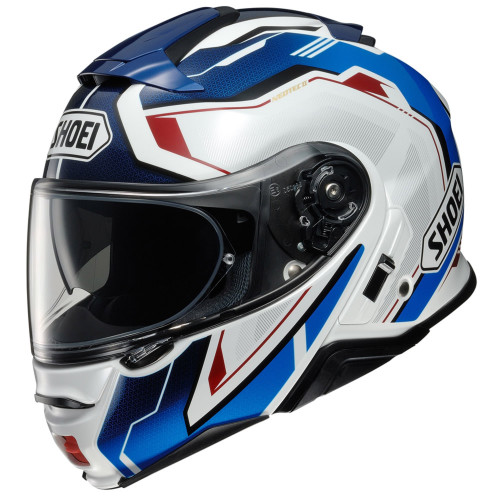 SHOEI Neotec II Flip Modular Motorcycle Helmet - Respect TC10