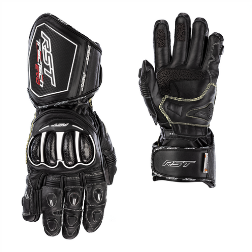 RST Tractech EVO 4 Motorcycle Glove- Black