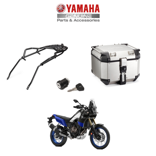 Genuine Yamaha Tenere 700- 42l Adventure Top Box Luggage Kit