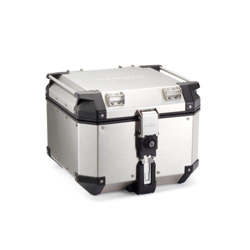 Genuine Yamaha 42L Adventure Aluminium Top Case Box - including lock set