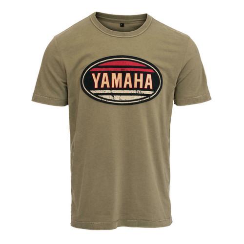 Genuine Yamaha Faster Sons Men's T-Shirt - Khaki