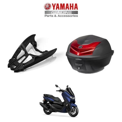 Genuine Yamaha NMAX 2021- 30l Top Box Luggage Kit