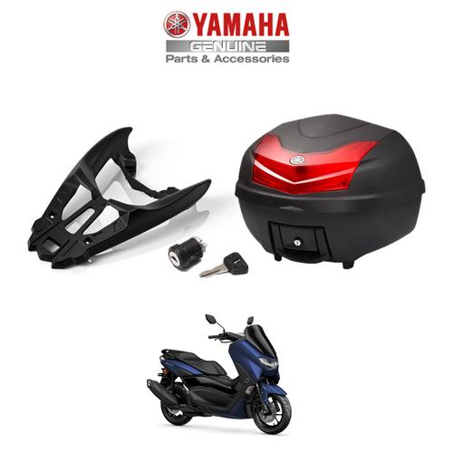 Genuine Yamaha NMAX 2021- 39l Top Box Luggage Kit