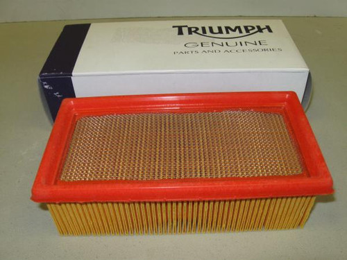Genuine Triumph Air Filter Daytona T2204001 600 650 Speed Four TT600