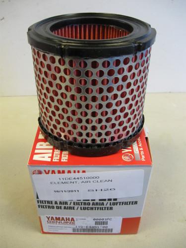 Genuine Yamaha Air Filter 11DE44510000 XT660Z Tenere 2008 on