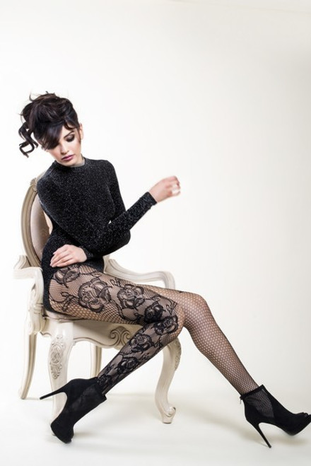 9e2747b36d54 Rose   fish net stockings - AmoriSkye House of Fashion