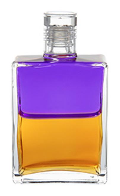 B39 - Egyptian Bottle 2 / The Puppeteer Violet / Gold