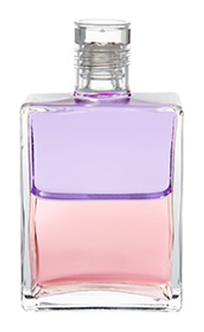 B66 - The Actress / The Victoria Bottle Pale Violet / Pale Pink