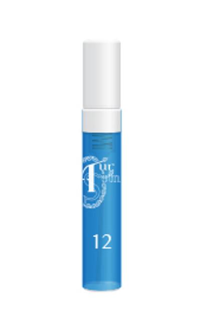 2.5ml Glass Vial Sapphire Blue Pomander