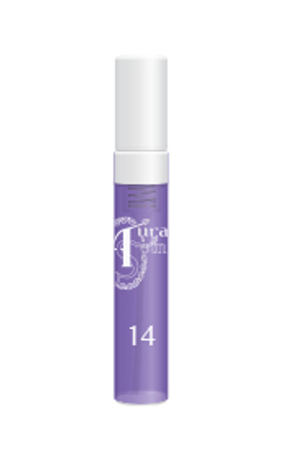 2.5ml Glass Vial Violet Pomander