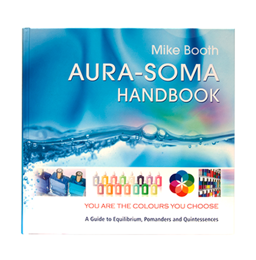 The new updated version of the popular Aura-Soma Handbook written by Mike Booth.