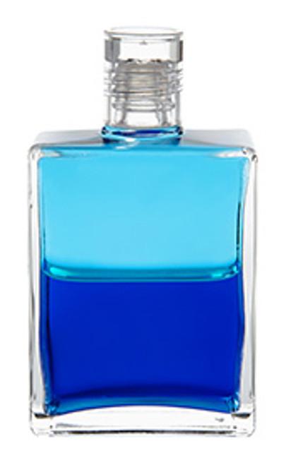 B112 - Archangel Israfel Turquoise / Mid-Tone Royal Blue