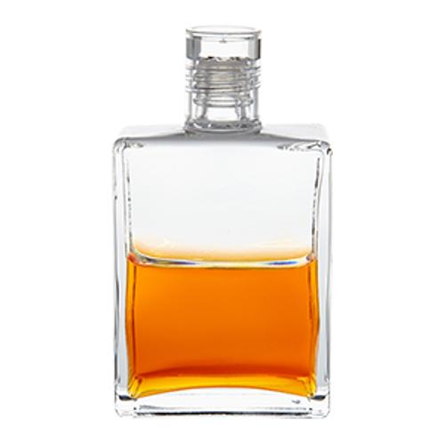 #120 Equilibrium Persephone Clear/ Orange