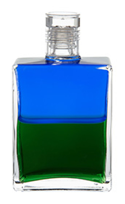 B3 - The Heart Bottle / Atlantean Bottle Blue / Green
