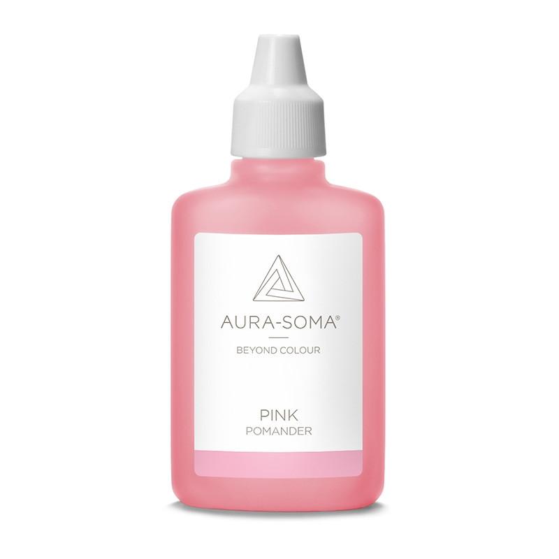Aura-Soma-New-Zealand-#2 Pink Pomander 25ml