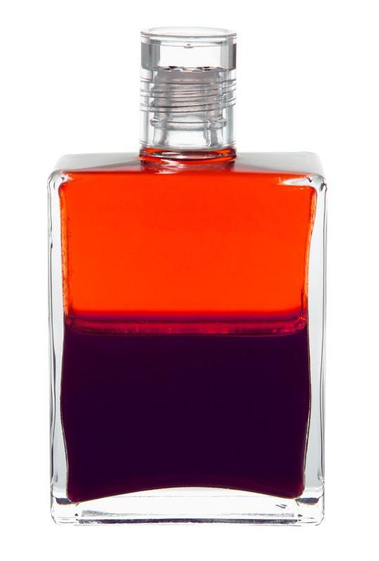 #119 Equilibrium Ceres Orange/ Deep Magenta