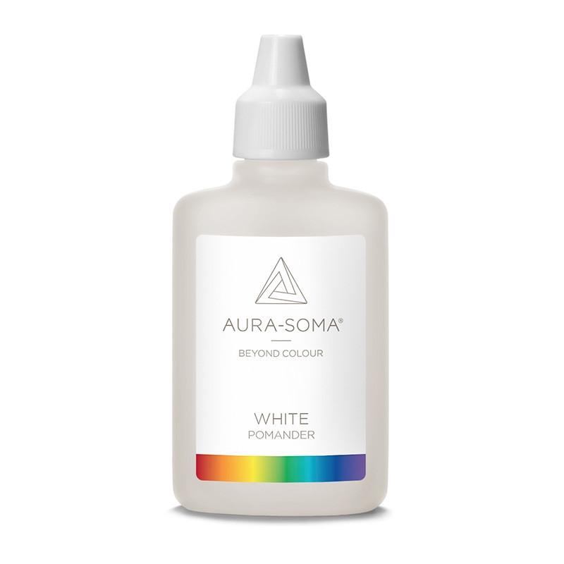 Aura-Soma-New-Zealand-#1 White Pomander 25 ml