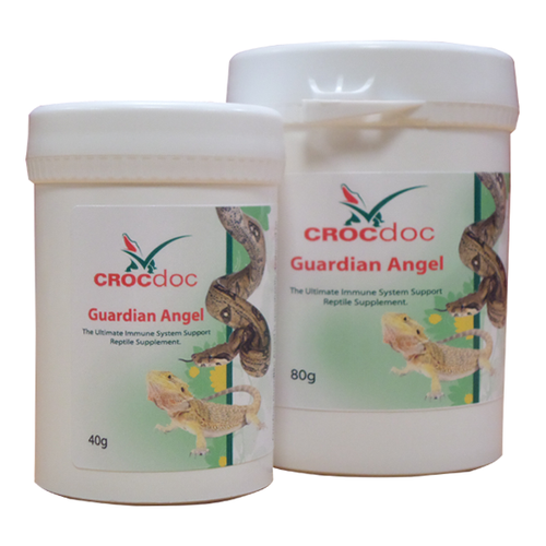 CROCdoc Guardian Angel - sick reptile supplement