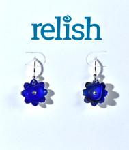 Cobalt Flower Power