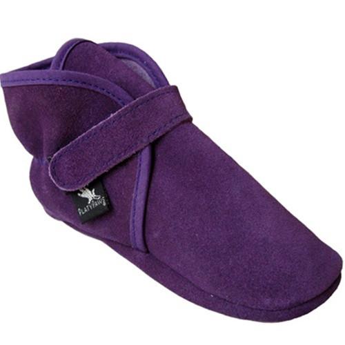 WALLIS Purple Suede