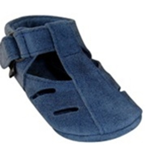 SUTTON Sandal Denim Suede