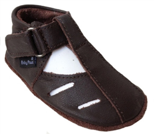 SUTTON Sandal Brown / Chocolate