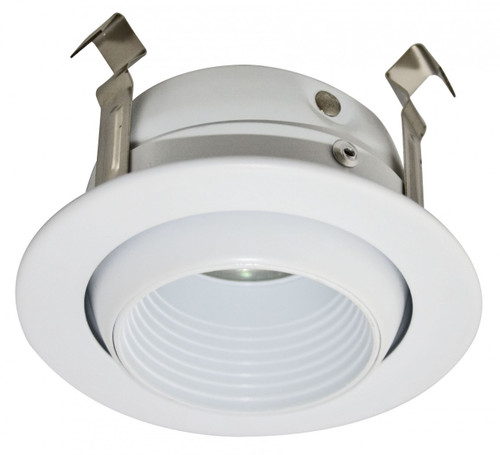 """(EBL3/W) Eyeball White for 3"""" Low Voltage Recessed Can"""
