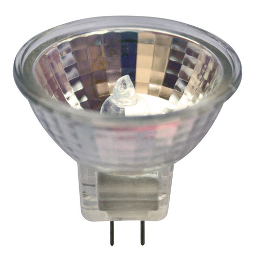 (120BAB/CG) MR16 BAB Type w/ Glass Cover 20W GX5.3 Base 120V