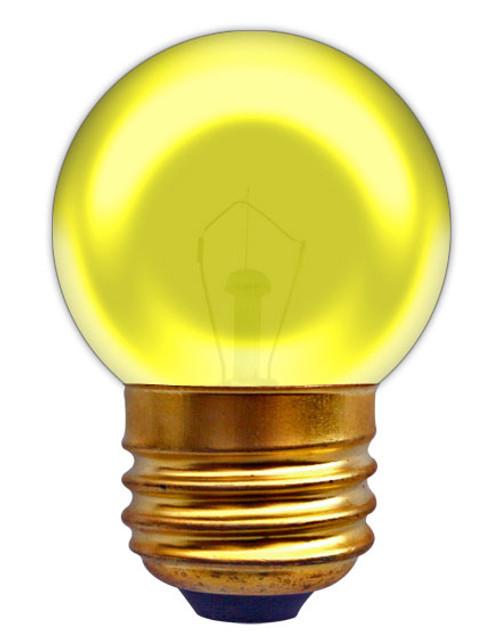 (S11/7.5/YELLOW) Incandescent S11 7.5W Yellow