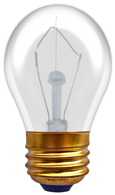 (S14/11W/CLEAR) Incandescent S14 11W Clear