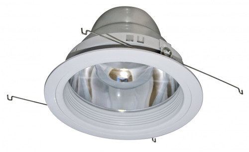 """(RBW) Cone Reflector with Baffle White for 6"""" Recessed Can"""