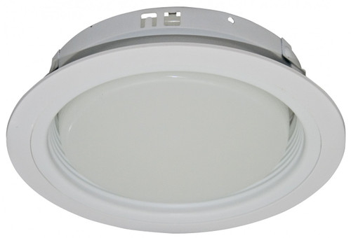"(BDO/W) Baffle with Drop Opal White for 6"" Recessed Can"
