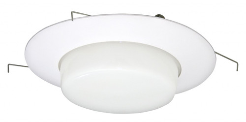 """(DO/GLASS) Drop Opal Shower Glass for 6"""" Recessed Can"""