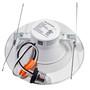 """6"""" & 5""""  LED Recessed Baffled Retrofit Kit Reflector 5000K"""