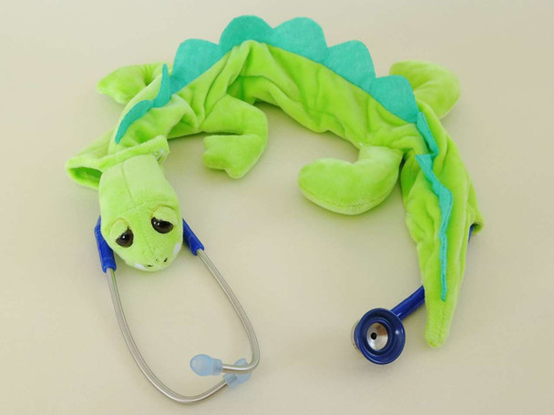 Pedia Pals Dino Plush Stethoscope Cover