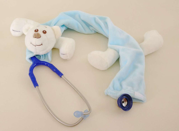 Pedia Pals Bear Plush Stethoscope Cover