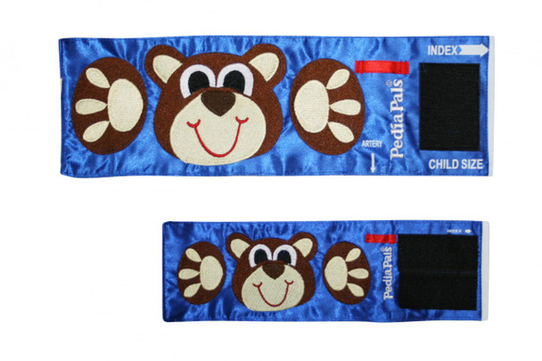Pedia Pals Benjamin Bear Blood Pressure Cuffs