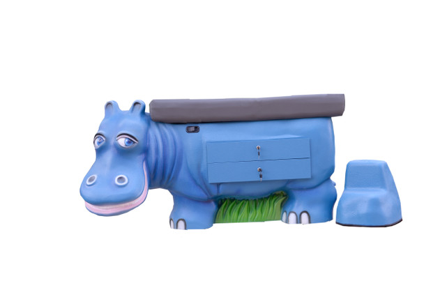 Zoopals Hippo Pediatric Exam Table