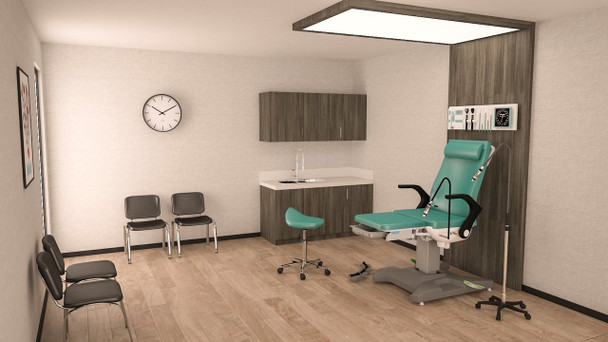 Podiatry Chair by HNT Medical