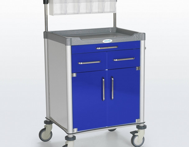 Medicine and Treatment Cart