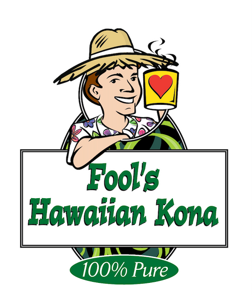 Fool's Hawaiian Kona / 10oz
