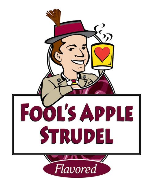 Fool's Apple Strudel