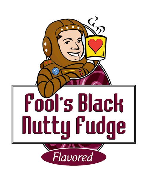 Fool's Black Nutty Fudge