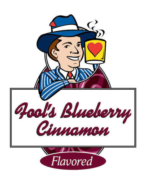 Fool's Blueberry Cinnamon Swirl