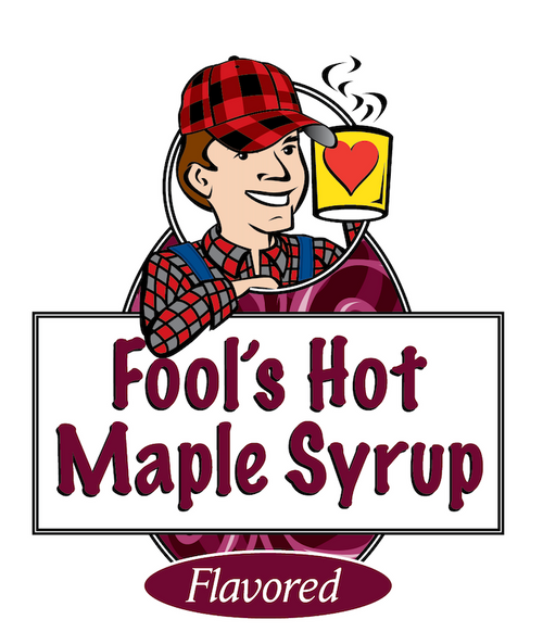 Fool's Hot Maple Syrup