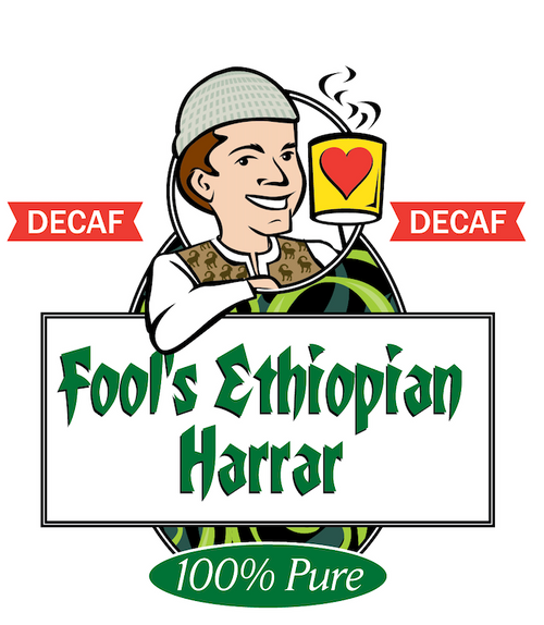 Fool's Decaf Ethiopian Harrar