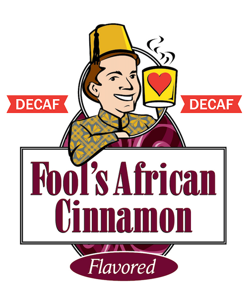 Fool's Decaf African Cinnamon