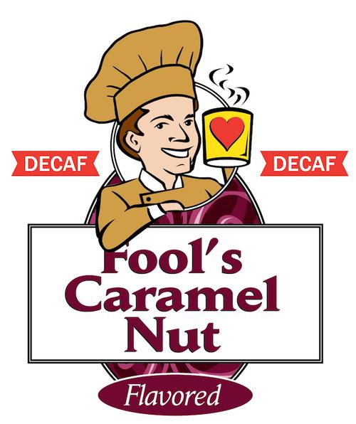Fool's Decaf Caramel Nut